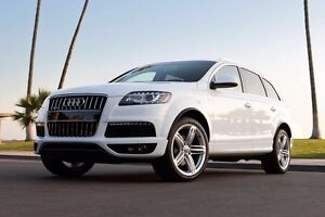 Looking for 2011/2012 Audi Q7 3.0T Sline