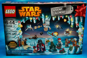 Lego Star Wars 2014 Advent Calendar New/Sealed