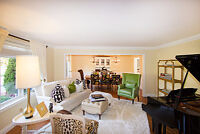 BUNGALOW WITH INGROUND POOL! CASTLE HARBOUR, PORT PERRY
