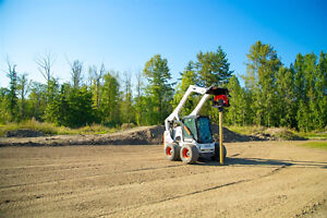 SKID STEER SERVICES!! Corral/Livestock Stalls cleaned!! Strathcona County Edmonton Area image 3