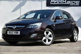 2012 Vauxhall Astra 1.4 i VVT 16v SRi 5dr