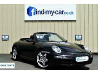 2006 Porsche 911 CARRERA 2S CABRIOLET Petrol Manual