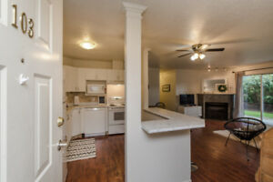 Hurry!  Two Bedroom/bathroom suite available.  Pets Allowed