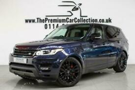 "Land Rover Range Rover Sport SDV6 HSE DYNAMIC FACELIFT MODEL 21""S BREMBO PRIVACY"