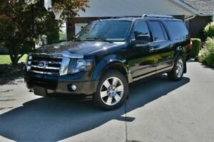 Low Kilometer 2010 Ford Expedition Max Limited 8 Passenger
