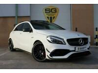 Mercedes-Benz A Class 2.0 A45 AMG (Premium) SpdS DCT 4MATIC (s/s) 5dr