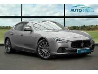 2018 Maserati Ghibli 3.0D V6 ZF (s/s) 4dr