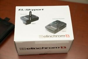 EL-Skyport - Elinchrom - Transmitters and Receivers