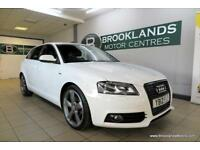 Audi A3 2.0 TDI Black Edition SPORTBACK 140 [7X SERVICES, LEATHER and ?30 ROAD T