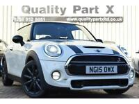 2015 MINI Hatch 2.0 Cooper S Sport Auto 3dr (start/stop)