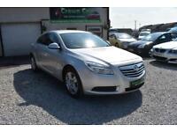 Vauxhall Insignia 1.8i 16v EXCLUSIV 5 DOOR SILVER 2010 MODEL+BEAUTIFUL