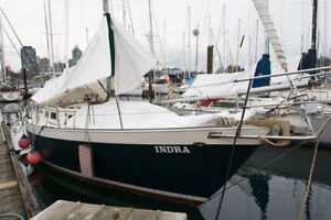 35' Niagara Sailboat