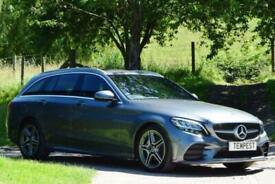 image for 2019 Mercedes-Benz C Class 220 AMG Line Estate Auto Estate Diesel Automatic
