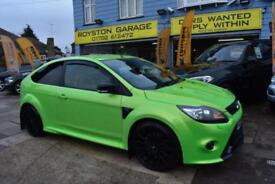 GOOD CREDIT CAR FINANCE AVAILABLE 2009 09 FORD FOCUS RS 2.5 20V 305ps