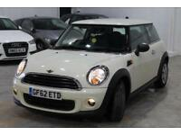 2012 MINI Hatch 1.6 One (Pepper) 3dr