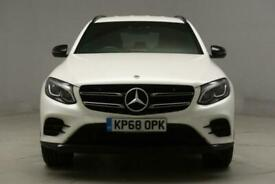 2018 Mercedes-Benz GLC CLASS GLC 220d 4Matic AMG Line 5dr 9G-Tronic - 19IN ALLOY