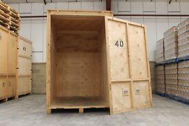 250 Cubic Feet Storage Box