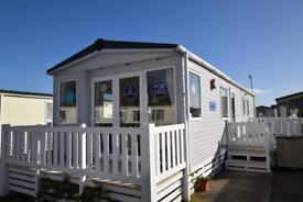 Static Caravan Pevensey Bay Sussex 2 Bedrooms 6 Berth ABI Beachcomber 2012