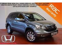 2010 Honda CR-V 2.2i-DTEC ES-1 OWNER-FULL HONDA SERVICE HISTORY-HEATED SEATS-