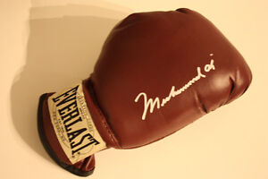 Muhammad Ali collectible Boxing Gloves
