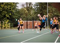 Netball Team Wanted for Ladies B Grade League in Angel