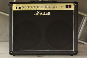 Marshall jcm600 60 watt tube amp