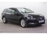 2015 Volkswagen Passat SE BUSINESS TDI BLUEMOTION TECHNOLOGY Diesel black Manual