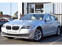 2013 13 BMW 5 SERIES 2.0 520D SE TOURING 5D AUTO 181 BHP DIESEL