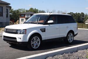 2012 Land Rover Range Rover Sport VUS - GARANTIE PROLONGÉ