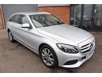 Mercedes C250 BLUETEC SPORT. VAT QUALIFYING