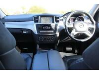 Mercedes ML350 BLUETEC AMG SPORT