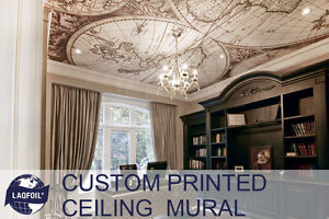 Transform your Walls and Upgrade your Ceilings!