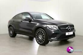 image for MERCEDES-BENZ GLC COUPE GLC 250d 4Matic AMG Line Premium 5dr 9G-Tronic 4x4 Autom