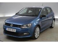 Volkswagen Polo 1.4 TSI ACT BlueGT 5dr DSG