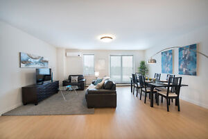 2 Bedroom + Den in Luxury Apartment Available July 1 or August 1
