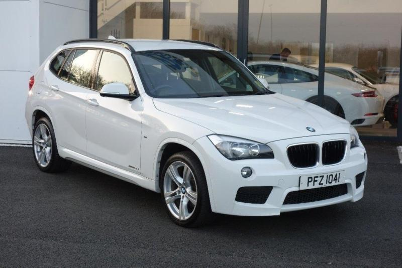 2013 bmw x1 2 0 18d m sport xdrive 5dr in derby. Black Bedroom Furniture Sets. Home Design Ideas