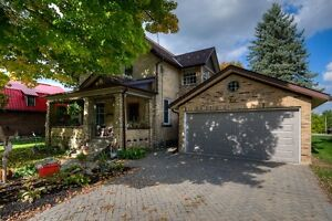 Spacious family home on great lot with 2 car garage