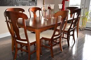Table de cuisine (7 chaises) - dining set