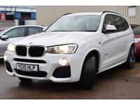 2015 BMW X3 2.0 20d M Sport xDrive 5dr