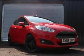 Ford Fiesta 1.25 ( 82ps ) 2014.5MY Zetec