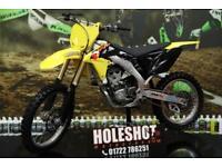 Suzuki RMZ 450 Motocross bike (EFI Fuel injected )