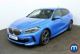 image for 2020 BMW 1 Series 118i M Sport 5dr Step Auto Hatchback Petrol Automatic