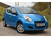2013 Suzuki Alto 1.0 (68ps) SZ Blue 1 Owner 25k miles £0 Road Tax