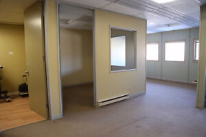 Office Space Available for Immediate Occupancy