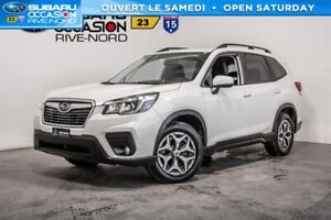 Subaru Forester Convenience MAGS+CAM.RECUL 2019