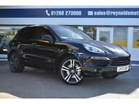 Porsche Cayenne 4.1 D V8 S TIPTRONIC S BAD CREDIT CAR FINANCE AVAILABLE