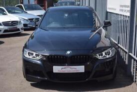 2014 BMW 3 Series 335 xDrive Saloon 3.0d 313 SS M Sport A8 Diesel black Automati