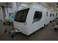 2014 Lunar Lexon 470 2 Berth Touring Caravan