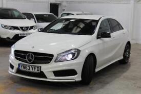 2013 Mercedes-Benz A Class 1.5 A180 CDI AMG Sport 5dr