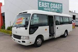 TOYOTA COASTER DELUXE ** CHARTER ** #4776 Archerfield Brisbane South West Preview
